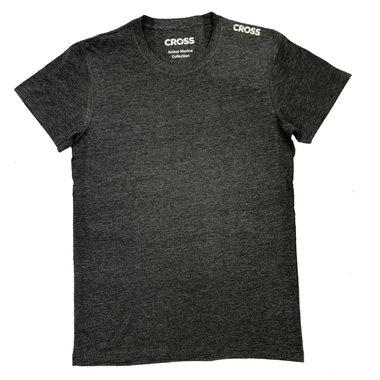 Cross t-paita, harmaa